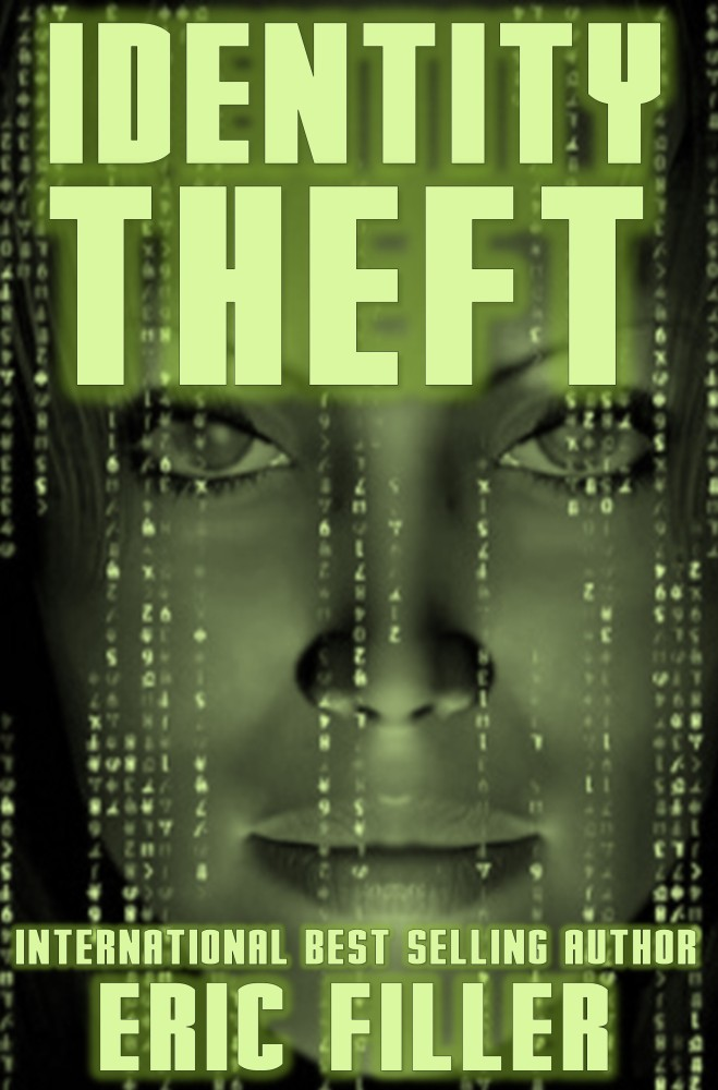 New Release:  Identity Theft (Race Against Time #3)